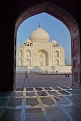 Taj Mahal, Inde © Olivier Dubois
