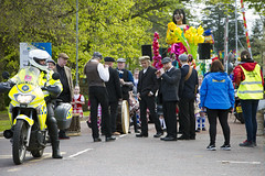 "Easter Parade Bangor 2107 Tune up (Canon John's 7D (Wow! 3,000,000+ views, Thanks)) Tags: bangor easter ""easter parade"" ""co down"" parade fun sun sunshine banners flags colour ""bank holiday"" monday"" crowds town celebration kids groups organisations council ""north down ards"" joyful psni"