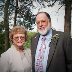 The Parents (michael.veltman) Tags: albrecht allison lodge mike september starvedrock veltman wedding starvedrocklodge il usa