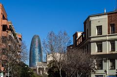 agbar (Andrei Photogger) Tags: torre barcelona torreagbar agbar spain catalunya catalonya espana