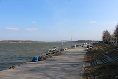 Danube river in Zemun (Timon91) Tags: serbia servië serbien srbija srbije србија србије beograd belgrado belgrade београд zemun земун
