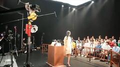 「ブランディア」新CMメイキング 菜々緒