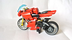 Lego Technic Ducati (Final Update) (hajdekr) Tags: ducati bike motorbike motorcycle moc lego legotechnic technic myowncreation sheels tires shockabsorber suspension race racer racing speed red supersport sport gp power buildingblocks tip tips update updated version new final