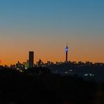 Johannesburg From Bedfordview thumbnail
