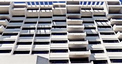 High Rise Living (BlueisCoool) Tags: flickr foto photo image capture picture photography nikon coolpic l330 outdoor outdoors modern architecture building concrete condo condominium florida brutalistarchitecture modernistarchitectural harboroaksplace clearwaterflorida facade