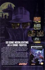 Nightshade (justinporterstephens) Tags: videogames retrogames vintageads nintendo nes