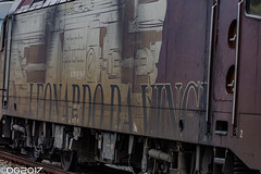 SŽ 541.101 (DavideEos) Tags: treno train zug eisenbahn ferrovia railway divača merci frieght binari güterzug sž siemens taurus es64u4 e190