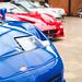 Bugatti EB110 & Ferrari F50