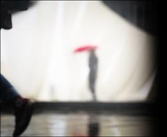 F_47A9426-2-Canon 5DIII-Canon 70-300mm-May Lee 廖藹淳 (May-margy) Tags: 春雨 maymargy 漫步 人像 剪影 雨傘 水灘 倒影 布幔 模糊 散景 街拍 streetviewphotographytaiwan 線條造型與光影 linesformandlightandshadows 心象意象與影像 naturalcoincidencethrumylens 台北市 台灣 中華民國 taiwan repofchina humaningeometry f47a94262 portrait raining umbrella curtains puddle reflection blur bokeh taipeicity canon5diii canon70300mm maylee廖藹淳