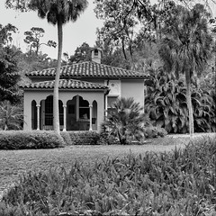 The Old Lodge (Tim Ravenscroft) Tags: lodge building old traditional ringing sarasota monochrome blackwhite hasselblad x1d architecture