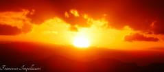 Sunset (Francesco Impellizzeri) Tags: trapani sicilia sunset sky clouds