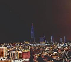 Photoshop 18 : Colour Pop (amy-borchard) Tags: superimposition skyline art abstract london londonskyline tateswitchhouse tate photography inversion photoshop