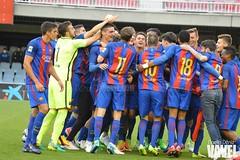 DSC_0830 (Noelia Déniz) Tags: barça filial barcelona fcb masía prat culé azulgrana mini campeones blaugrana segundadivisiónb