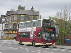 East Yorkshire 749 YX09BKE Anlaby Rd, Hull on 66 (1280x960) (dearingbuspix) Tags: eastyorkshire eyms 749 yx09bke