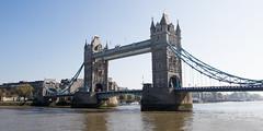 Tower Bridge (The Crewe Chronicler) Tags: towerbridge bridge river thames riverthames london landmark londonlandmarks canon canon7dmarkii