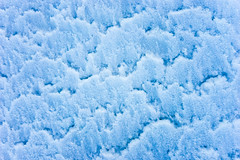 Patterns of snow and ice (harald.bohn) Tags: is ice snø snow overflate surface iskrystaller crystals blue shadows blå skygger
