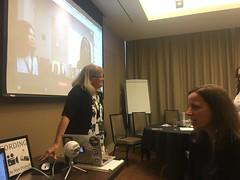 Virtually Connecting Session at Creative Commons Summit