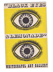 Barbara Jones Black Eyes & Lemonade cover (shelfappeal) Tags: illustration catalogue 1951 whitechapelartgallery festivalofbritain barbarajones shelfappeal blackeyeslemonade