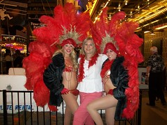 Suan with show girls (susanmiller64) Tags: trip friends vacation lasvegas susan cd crossdressing transgender miller crossdresser gender tg divalasvegas