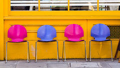 london-5-260513 (Snowpetrel Photography) Tags: stilllife colour london chairs markets streetphotography bricklane spitalfields streetmarkets smcpm120mmf28 pentaxk5