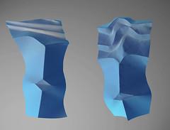 Minimal figure (Rui Roda) (Danielle Verbeeten) Tags: art paper origami danielle papier paperfolding papiroflexia roda folding rui vouwen vouwkunst papierkunst papiervouwen