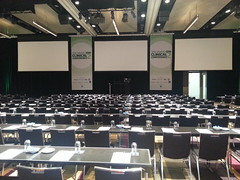 SCC 2013 Sydney - 18hrs to start! (SpecsaversAusNZ) Tags: australia nz specsavers