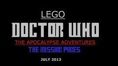 LDWAA The Missing Pages Poster (RossLegoMovies) Tags: missing lego pages who apocalypse billboard doctor doctorwho adventures condor productions the ldwaa benthecreator smithmoviesink43 rosslegomovies legodarknight101 doctorsaywhat bricks2188 phippsmovieproductio legomaster637 travismoviesink jakeanimationstudios