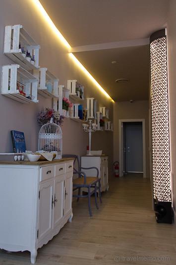 Corteinfiore, Best Restaurant and Boutique Hotel in Trani, Puglia, Italy