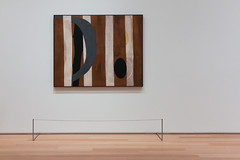 IMG_7382 (m-i-v) Tags: usa chicago painting theartinstituteofchicago robertmotherwell wallpaintingwithstripes