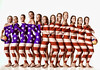 USA Waterpolo Team (burntfaery) Tags: woman usa photoshop nude flag patriotic waterpoloteam burntfaery