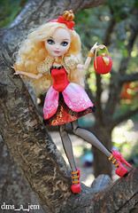 Apple (★dms_a_jem★) Tags: doll dolls applewhite everafterhigh
