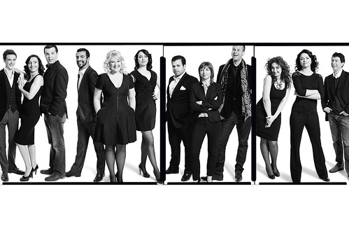 Five new singers to join the Jette Parker Young Artists Programme in September 2014