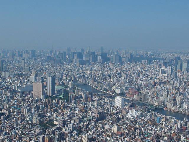Tembo Deck @ Tokyo Skytree