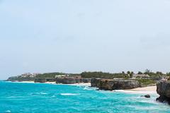 Barbados Beaches (GlobalGoebel) Tags: ocean sea 3 beach canon island eos rocks mark empty iii beaches barbados 5d caribbean secluded 70200mm mark3 markiii canonef70200mmf28lisusm