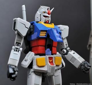 MG RX-78-2 Gundam Ver 3 40 by Judson Weinsheimer