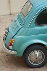 Fiat 500 (rupertalbe - rupertalbegraphic) Tags: car vintage italia fiat 500 cagliari rupertalbe albertomariani rupertalbegraphic