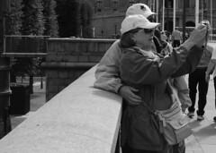 Smile honey (@lattefarsan) Tags: street blackandwhite bw nikon sweden stockholm streetphoto d60 svartvitt