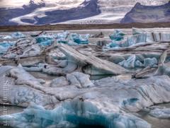 Jkulsrln III (sulian.lanteri) Tags: island olympus glacier iceberg hdr islande e5 jkulsrln vatnajkull zd photomatix 1454mm 2013 zuikodigital