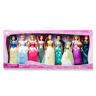 Disney Princess 9-pc Doll Collection - JCPenney Product Image #2 - Boxed Dolls