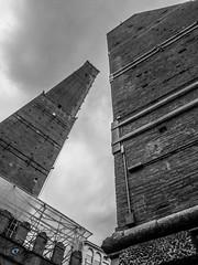 Wobbly Towers (Shotslot) Tags: city travel building tower bologna thegrandtour