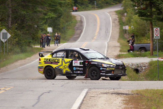 Antoine L'Estage & Karl Atkinson - Rallye Défi 2013