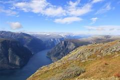 Near Prest in Aurland, Norway