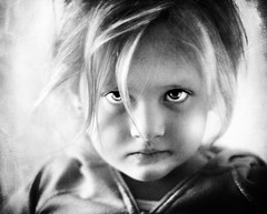 What Now? (consultjohan) Tags: portrait white black girl monochrome kid child young naturallight johan preteen tanja bester
