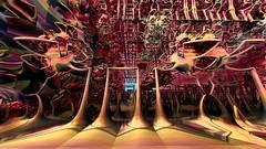 The Hurtles (Ronald Fitch) Tags: fractal 3dfractals mandelbulb mandelbulb3d