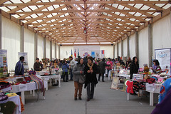 Feria de la Mujer en Llanquihue, octubre 2013