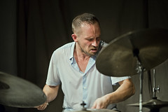 Ken Vandermark / Paal Nilssen-Love duo (Dawid Laskowski) Tags: music cafe duo ken free jazz concertphotography dalston oto paal nilssenlove vandermark cafeoto