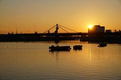 DSC01871.jpg (Ian Tindale) Tags: autumn sunset england london afternoon sundown unitedkingdom beckton tuesday gb docklands royalvictoriadock royalalbertdock royaldocks connaughtbridge 2013 sonynex3n