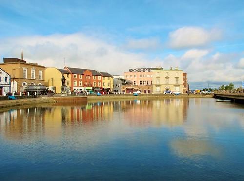 Crescent Quay, Wexford, Ireland