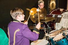 Thurcroft Welfare Brass Band (Roger Hanuk) Tags: brandon brassband concert drummer england musicalinstrument musicians object percussion southyorkshire thurcroft thurcroftband unitedkingdom gb drumkit