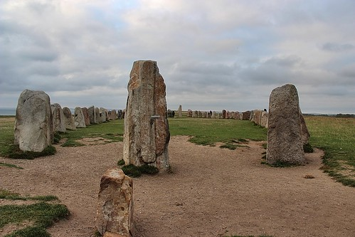 Ale stenar - The Stonehenge of Sweden